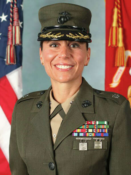 Lt. Col. Kate Germano was dismissed after a conflict with her male commander. Photo: DEPARTMENT OF DEFENSE, HO / DEPARTMENT OF DEFENSE