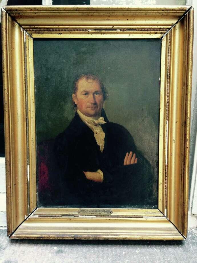 John Jeremias Van Rensselaer portrait