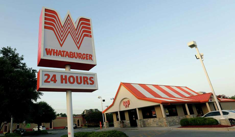 See our ranking of the best foods at Whataburger ... Photo: Eric Gay, STF / AP