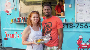 Were you Seen at the 8th Annual Troy Pig Out in Downtown Troy on Saturday, July 11, 2015?