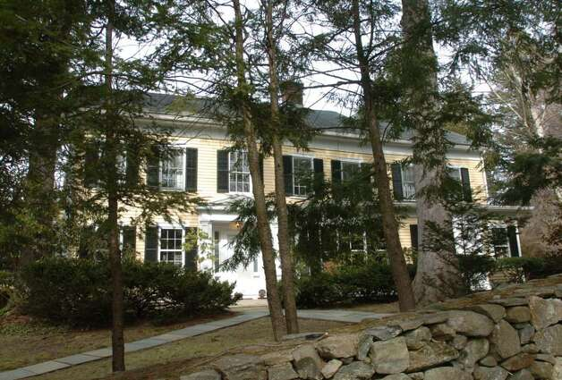 Home of William Styron, on 12 Rucum Rd, Roxbury, CT    129685