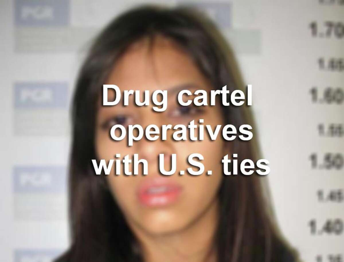 Scroll through the gallery to see cartel operatives who have ties on U.S. soil, according to the Organized Crime and Corruption Reporting Project's