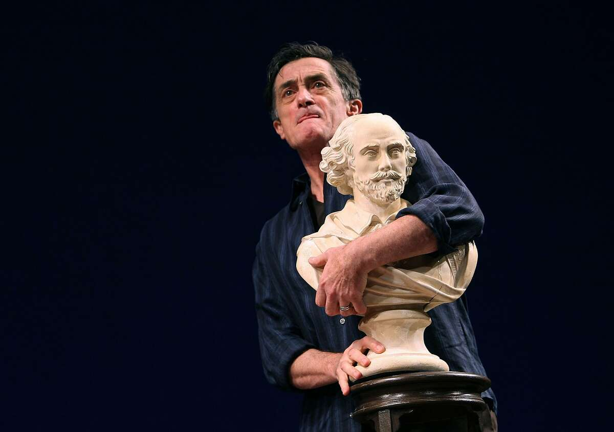 A star of British and Broadway theater, Roger Rees opened a one man show at the ACT theater in San Francisco,Calif., running through dress rehearsals on Friday July 17, 2008.