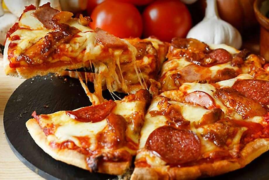 Pizza Photo: Shutterstock