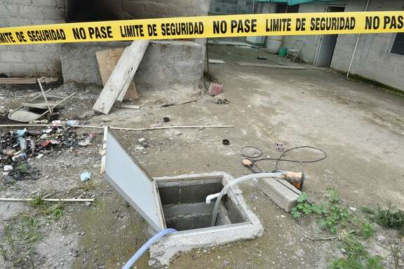 """Mexican drug lord Joaquin """"El Chapo"""" Guzman is believed to have escaped from the Altiplano prison, in Almoloya de Juarez, Mexico, on July 12, 2015, using a sophisticated tunnel.   Keep clicking to see more tunnels used by drug cartels."""