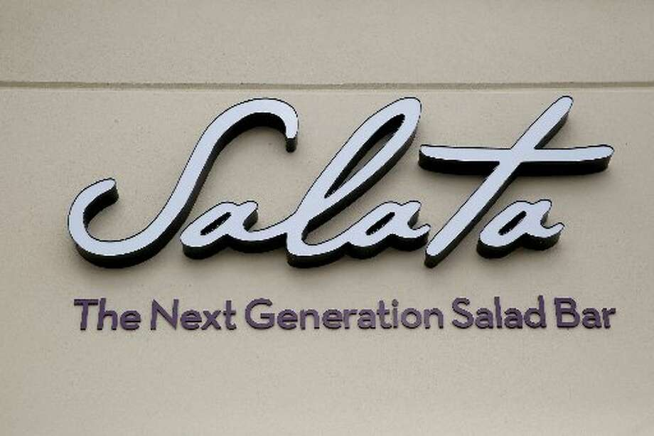 Salata unveiled a new prototype design for 10 of its new company-owned restaurants last year. Photo: Thomas B. Shea