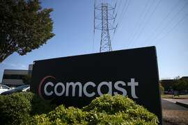 SAN RAFAEL, CA - JULY 13:  A sign is posted in front of a Comcast service center on July 13, 2015 in San Rafael, California.  Comcast announced plans to launch a streaming video service later this summer for Xfinity internet subscibers. The service called Stream will cost $15 a month. (Photo by Justin Sullivan/Getty Images)