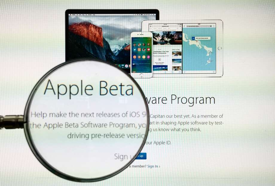 Before you install a beta, read the fine print.