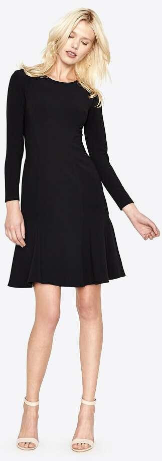 Kim and Proper's Serena dress in noir, $195. Photo: Kim And Proper