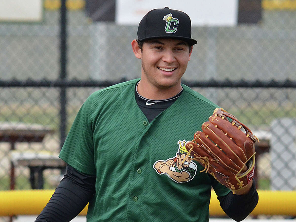 1. Alex Jackson Age: 20 | Outfielder | Clinton LumberKings (A) 2016 stats: 26 games, .200 batting average, .277 on-base percentage, .400 slugging percentage, five doubles, five homers, 21 RBIs, nine walks, 32 strikeouts Notes: Selected No. 6 overall by the Mariners in 2014, Jackson's pro career has been a struggle. In an unusual move, he stayed at extended spring training until earning a promotion to Class-A Clinton in May. Other than the occasional power display, the right-handed hitter has yet to show he was worth a first-round pick.