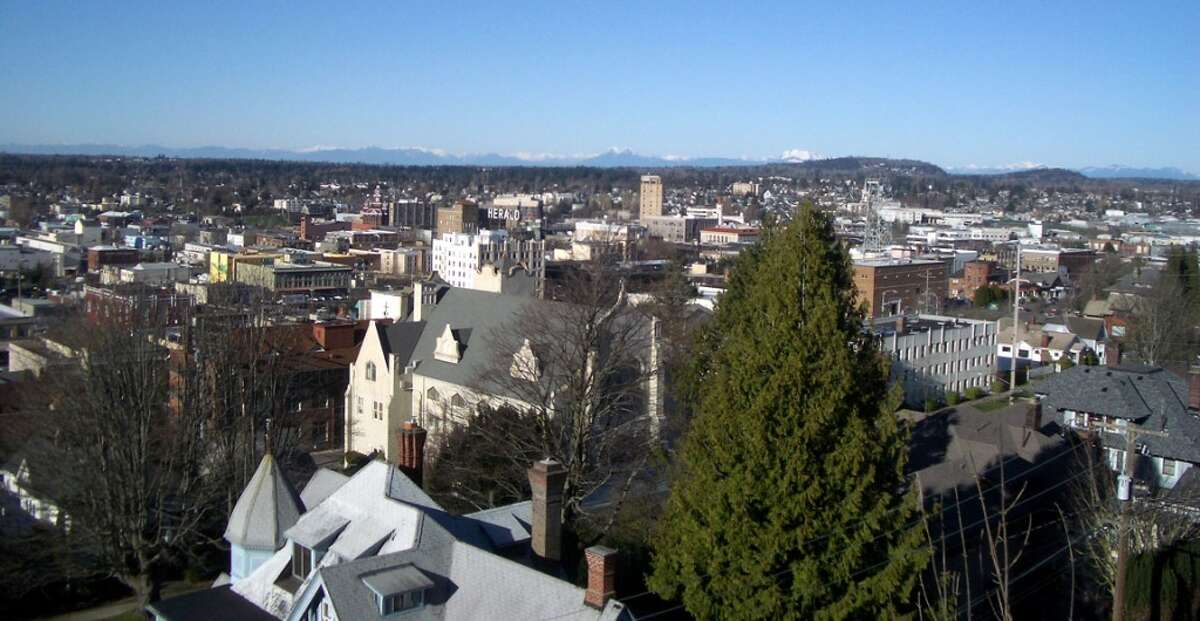 Let's start with the Washington rankings13. Bellingham 2014 car thefts: 242Theft rate per 100,000 people: 116.15
