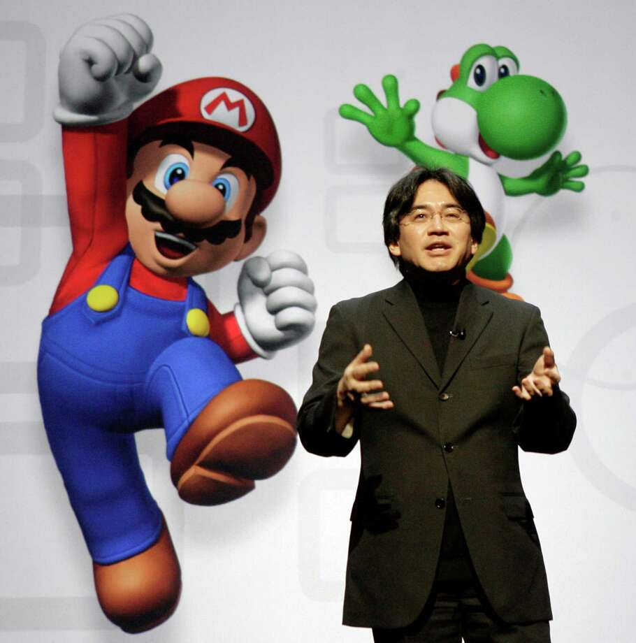 NintendoMaybe, if you stretch it, the company was founded in the '80s, right? Guess again. Photo: Ric Francis, STF / AP