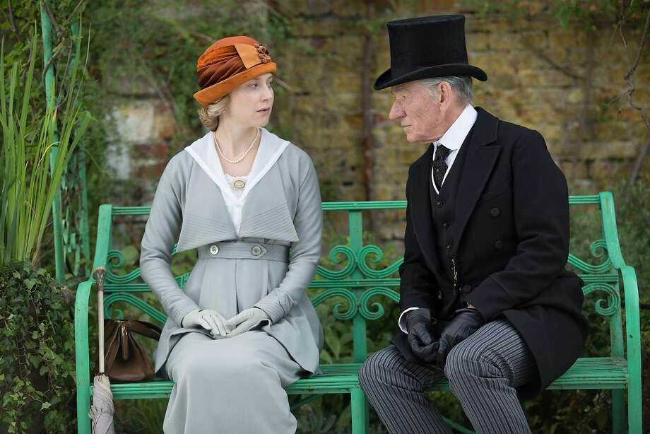 "Best actress in a small role: Hattie Morahan in ""Mr. Holmes."" Photo: Giles Keyte, McClatchy-Tribune News Service"