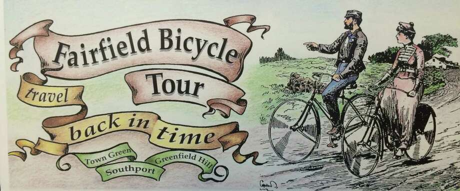 A 10-mile Historic Biking Tour of Fairfield is scheduled for Sunday afternoon, July 19, designed for adults and children 14 and older. It's hosted by the Fairfield Museum. Photo: Contributed Photo / Connecticut Post Contributed
