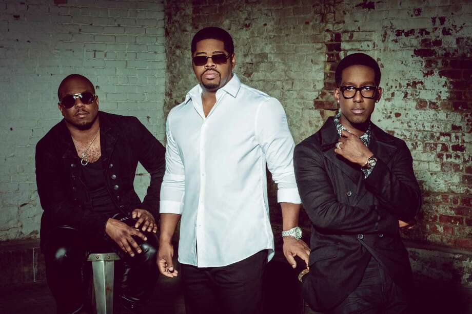 Boyz II Men will be the headliner for Thursday, July 16, Alive@Five concert in Stamford. The trio, which features Wanya Morris, Nathan Morris and Shawn Stockman, last performed in the series in 2008. Photo: Contributed Photo / Stamford Advocate Contributed