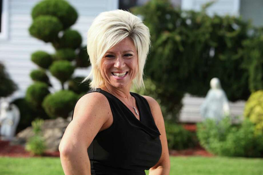 "The ""Long Island Medium"" Theresa Caputo will appearing at Mohegan Sun Arena on Sunday, July 19. Photo: Contributed Photo / Connecticut Post Contributed"
