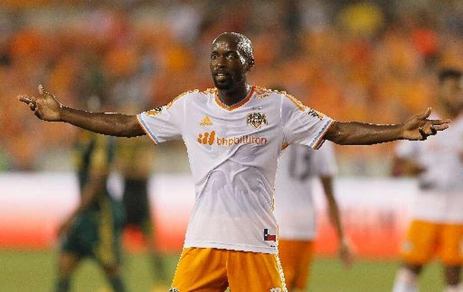 DaMarcus Beasley (Houston Dynamo)