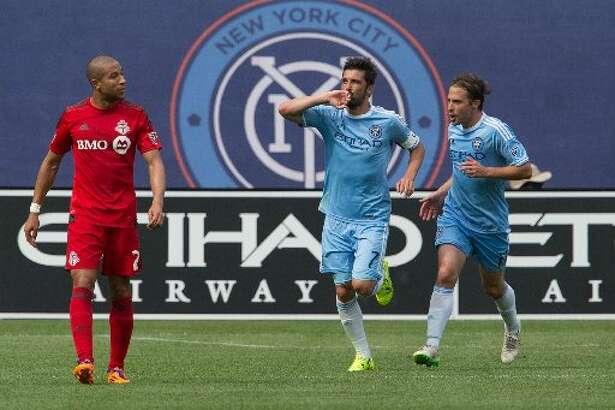 David Villa (New York City FC)