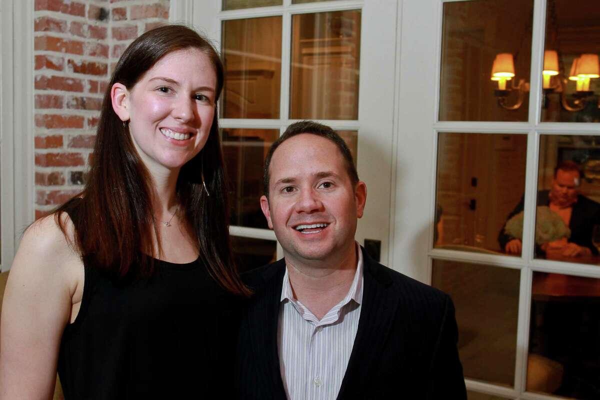 Jennie and Richard Buxbaum