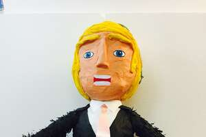 Where (and why) to by a Donald Trump piñata in Houston - Photo