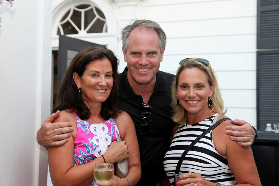 Were you seen at the 15-Love 'Fore Love & Money' golf and tennis fundraising event held at the Schuyler Meadows Club in Loudonville on Monday, July 13, 2015? Photo: 15-Love
