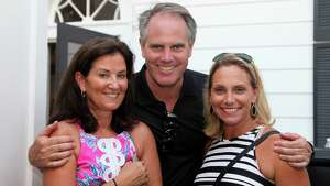 Were you seen at the 15-Love 'Fore Love & Money' golf and tennis fundraising event held at the Schuyler Meadows Club in Loudonville on Monday, July 13, 2015?