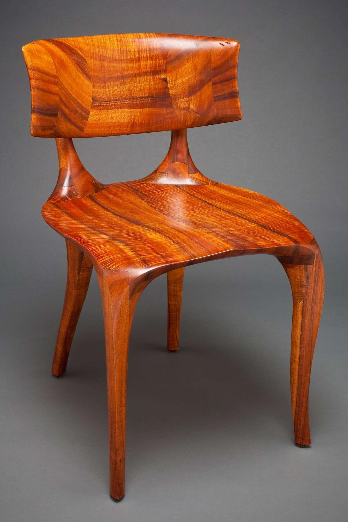 Victor DiNovi's Winston Chair