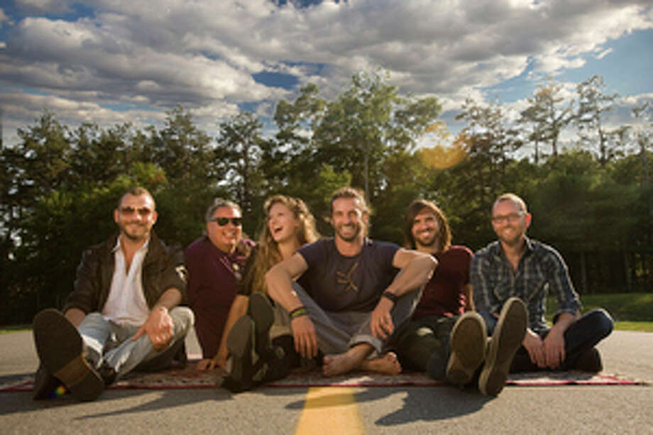 The Adam Ezra Group, which won the 2013 New England Music Awards Band of the Year Award, will perform at Grove Street Plaza in Darien on Aug. 21. Photo: Contributed Photo / Darien News