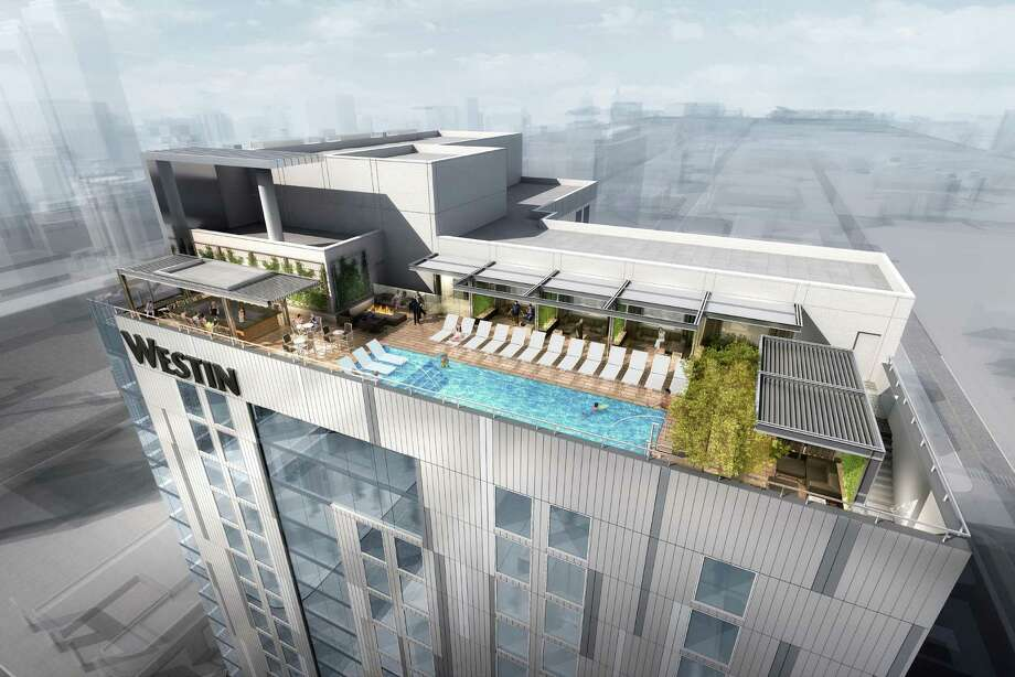 A rendering of the Westin Austin Downtown, which opens July 16, 2015. Photo: Courtesy Photo