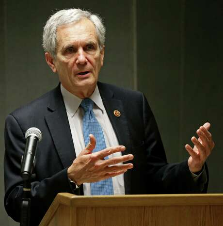 Rep. Lloyd Doggett says he'll look at Obamacare programs for potential relief. Photo: Edward A. Ornelas / San Antonio Express-News / © 2014 San Antonio Express-News