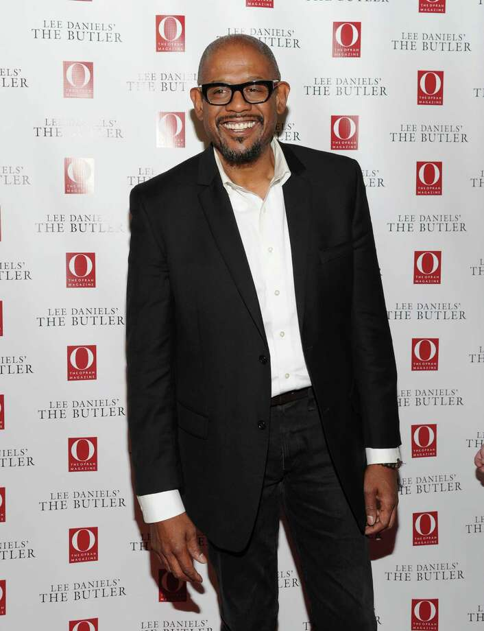 "Actor Forest Whitaker attends a special screening of  ""Lee Daniels' The Butler"" hosted by O, The Oprah Magazine at Hearst Tower on Wednesday, July 31, 2013 in New York. (Photo by Evan Agostini/Invision/AP) ORG XMIT: NYEA106 Photo: Evan Agostini / Invision"