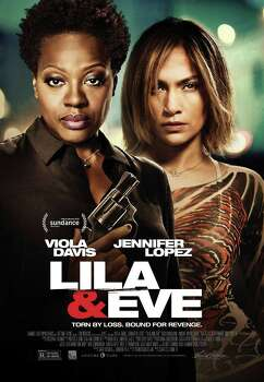 "Don't mess with mommas. Viola Davis and Jennifer Lopez are gunning for revenge in ""Lila & Eve."" Photo: Lifetime Films"