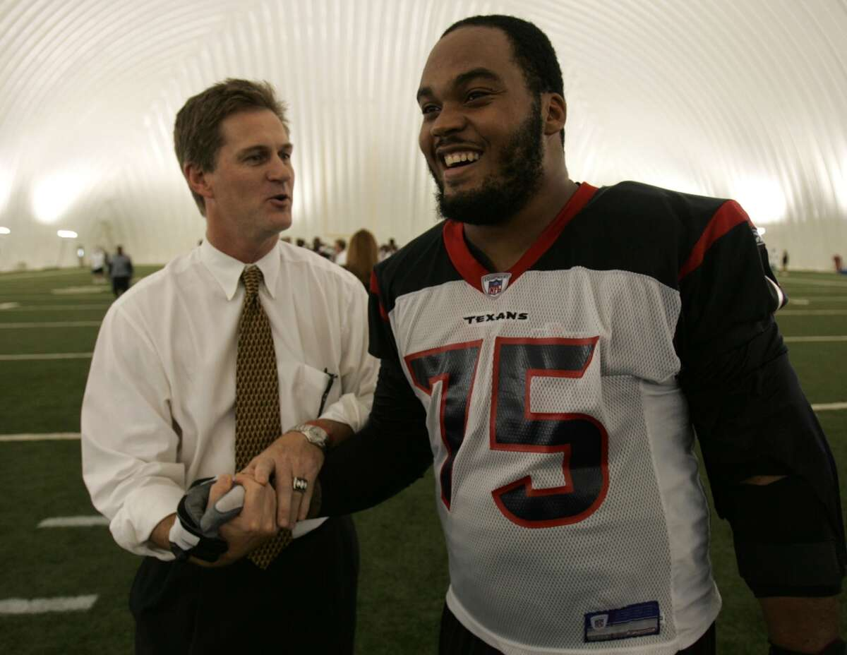 15. 2005 Best pick: C.C. Brown, safety, sixth round Why it's No. 15: The returns at the top were just brutal. First-round pick Travis Johnson (pictured) gave the Texans all of two sacks in four disappointing seasons at defensive tackle. Running back Vernand Morency, a third-round pick, lasted less than two seasons before being cut. Jerome Mathis, a fourth-rounder, made the Pro Bowl as a kick returner in 2005, but otherwise was a non-factor.Brown, however, beat the odds for a sixth-rounder, starting 47 of 50 games in his four seasons in Houston.