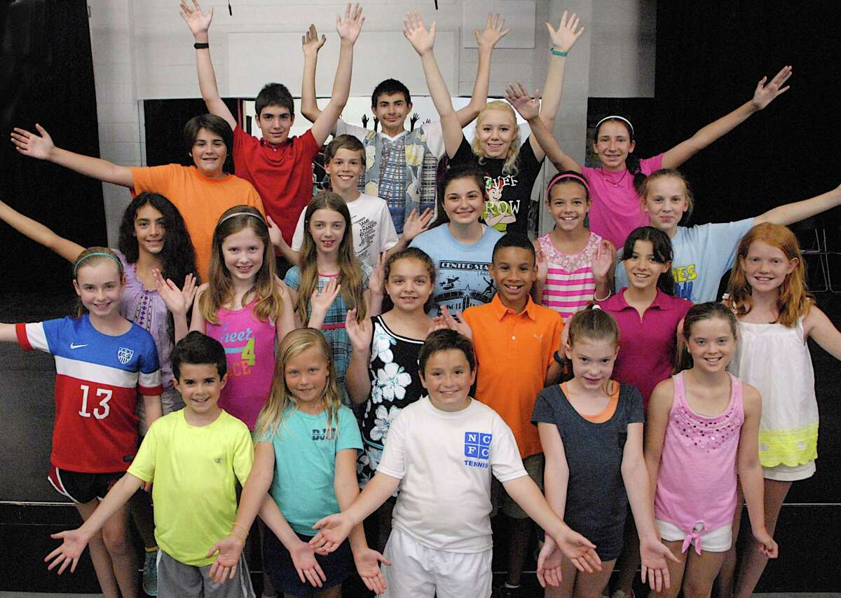"""The Junior Company of The Summer Theatre of New Canaan will present one performance of """"Legally Blonde Jr."""" at 4 p.m. July 24 in the Summer Theatre of New Canaanís open-air tent theatre in Waveny Park."""