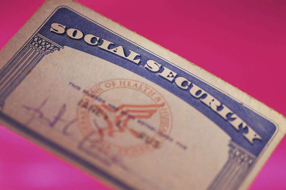 Social Security card. Credit: Jupiterimages / handout