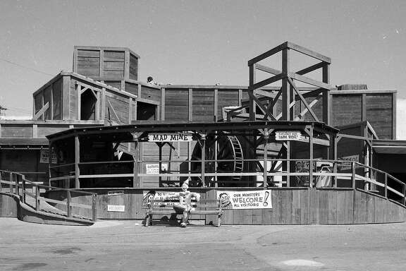 Aug. 17, 1972: Photos taken on the last day of operation at Playland at the Beach. The amusement park in San Francisco was demolished the next month.