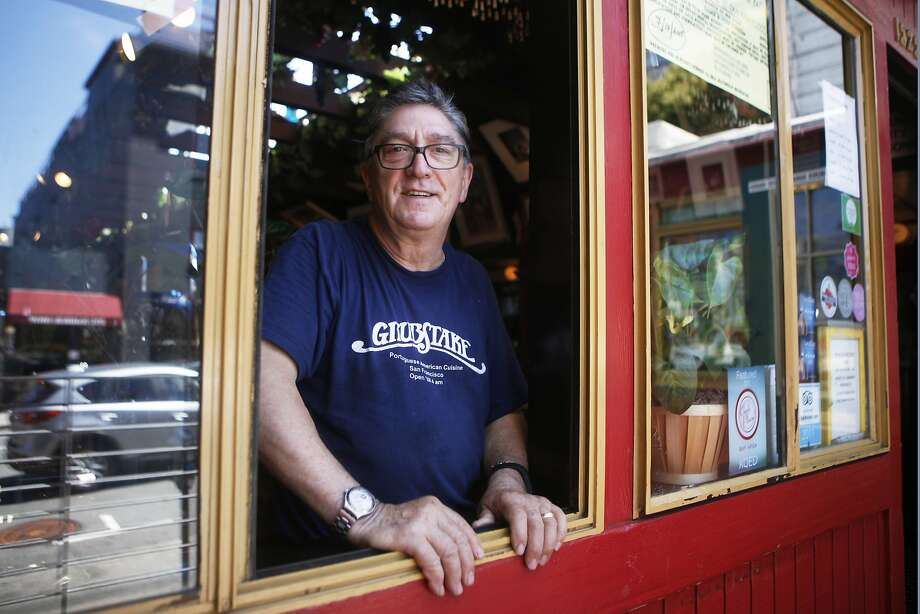 The diner Grubstake is going through an ownership change.  Owner, Fernando Santos, is retiring after having run the business for 26 years. Photo: Cameron Robert, The Chronicle