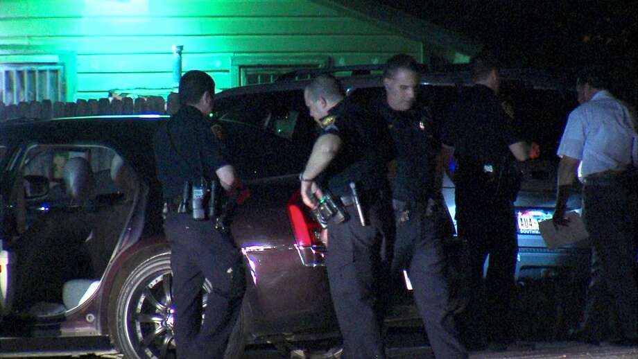 Two men were injured in a shooting Tuesday night on the East Side. Photo: 21 Pro Video