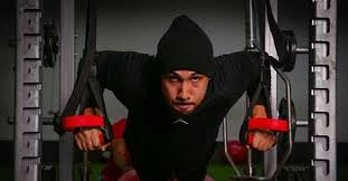 Abdul Foster, owner of Nine Innovations gym (Houston Chronicle)