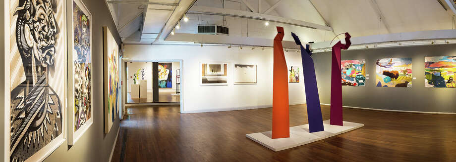 "The exhibition of Silvermine Arts CenterâÄôs signature competition, ""Art of the Northeast,"" will conclude July 26, 2015. Photo: Contributed / Contributed Photo / New Canaan News"