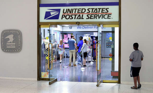 Post Office on the concourse level of the Empire State Plaza Tuesday July 14, 2015 in Albany, NY.  (John Carl D'Annibale / Times Union) Photo: John Carl D'Annibale, Albany Times Union