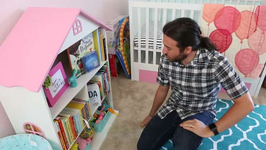 An unborn Austin baby's crib has been featured on an episode of MTV's Cribs and the internet is loving it.