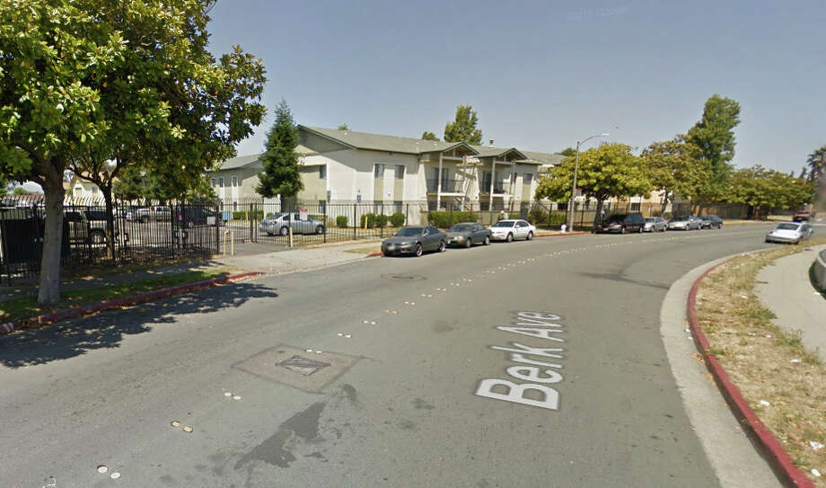 A man was found suffering from gunshot wounds on the 600 block of Berk Ave. in Richmond. Photo: Google Maps