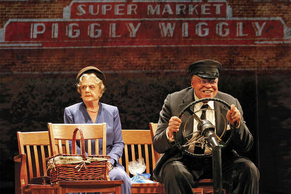 """Driving Miss Daisy"" proves to be a perfect vehicle for Angela Lansbury and James Earl Jones."