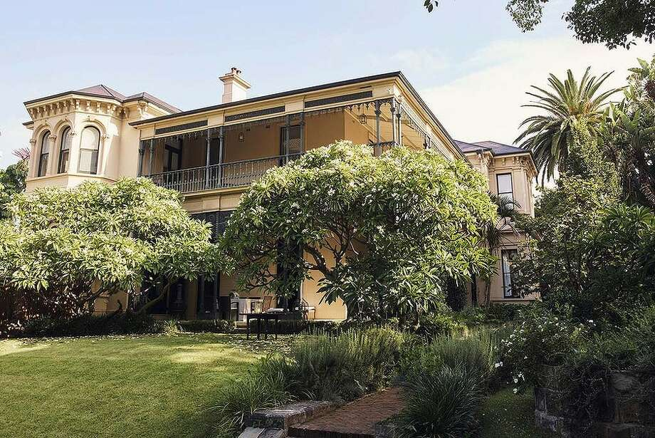 Director Baz Luhrmann put this gorgeous Sydney mansion on the market with a listing price of $16 million. Photo: Courtesy Photo/Sydney Sotheby's International Realty
