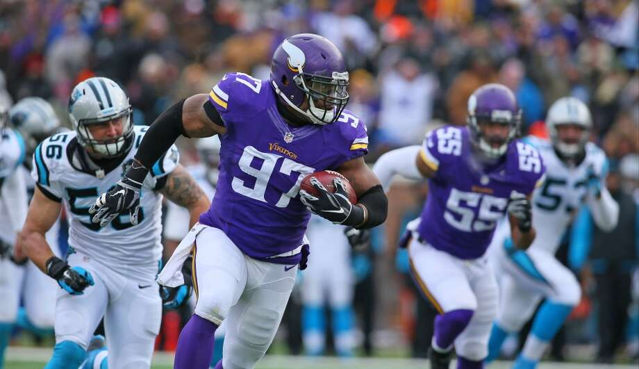 49. (tied) MINNESOTA VIKINGS: $1.15 billion Photo: Adam Bettcher, Getty Images