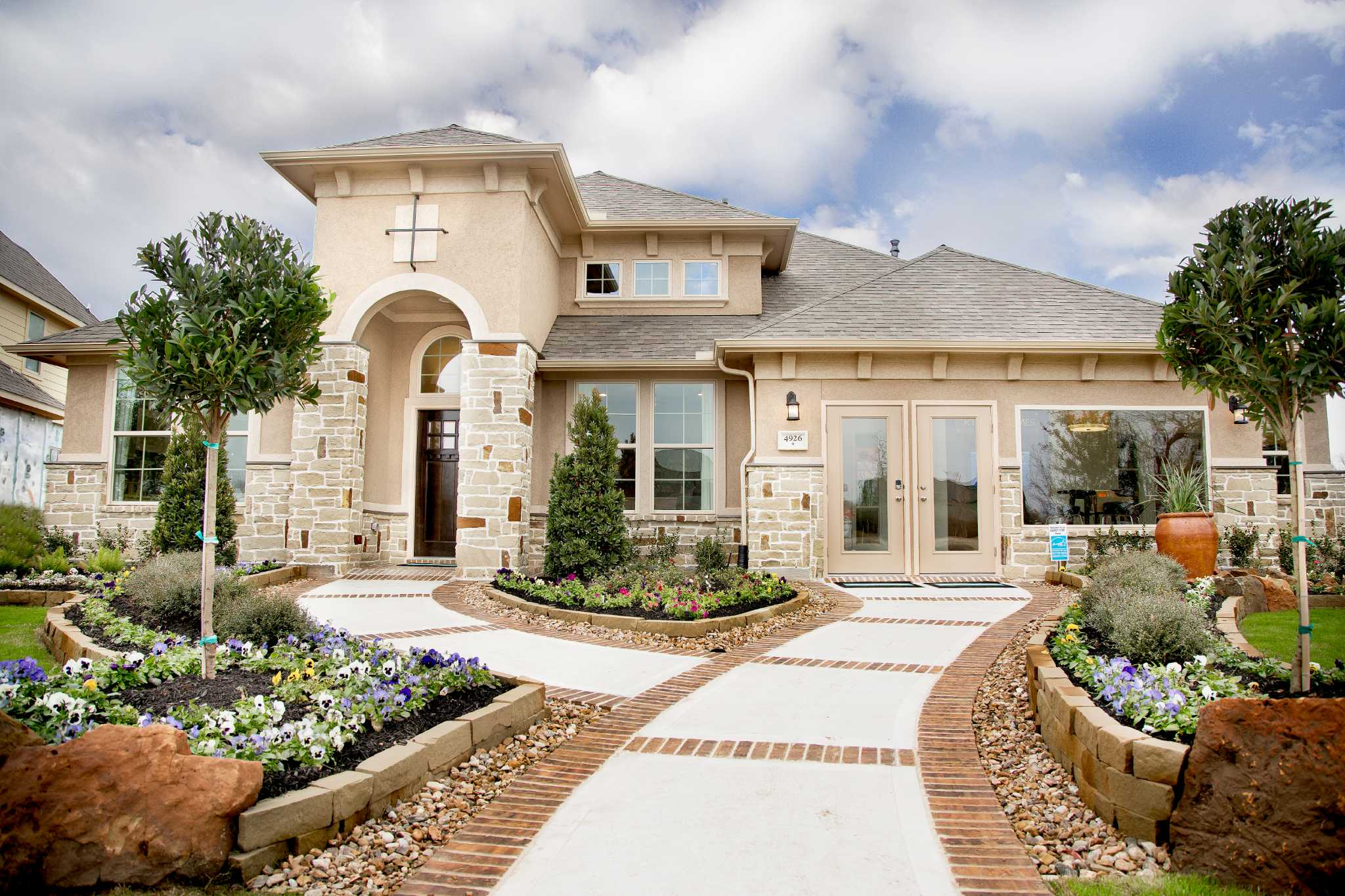 Ryland homes receives a plus rating houston chronicle for Pictures plus houston