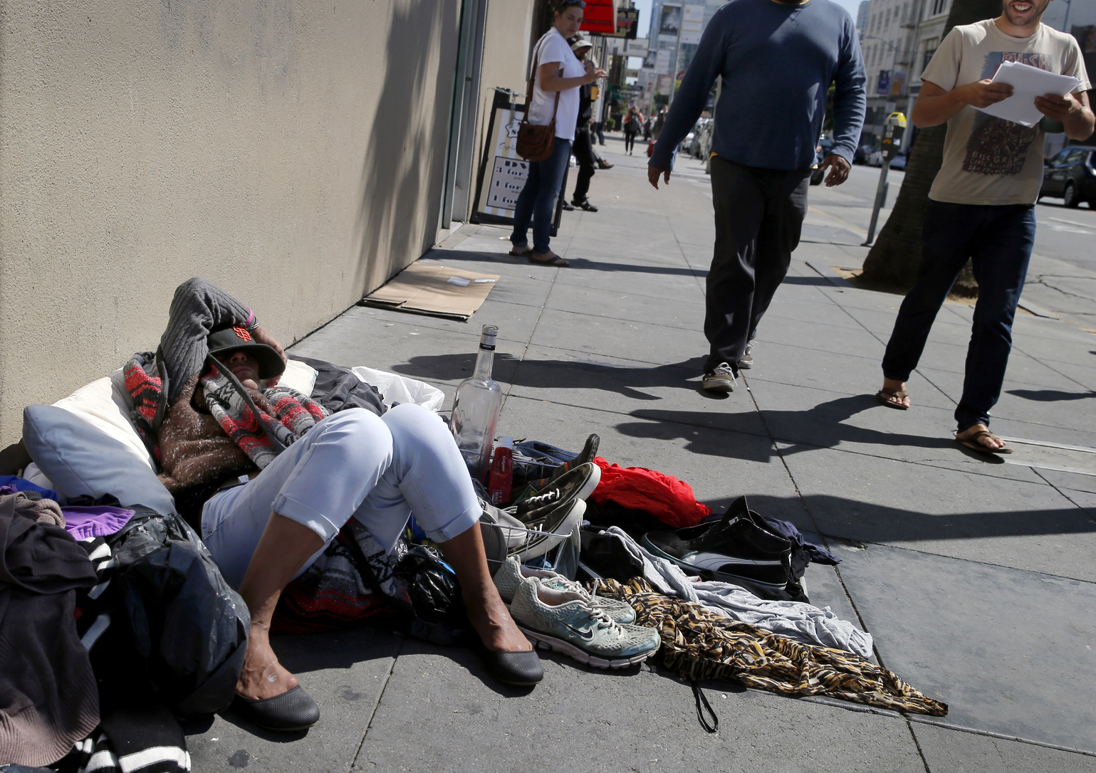 Over 25 Percent of Homeless San Franciscans Are LGBT