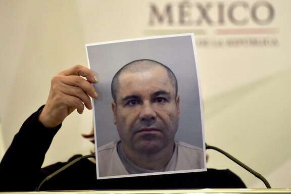 """Mexico's Attorney General Arely Gomez wants to find escaped drug kingpin Joaquin """"El Chapo"""" Guzman."""