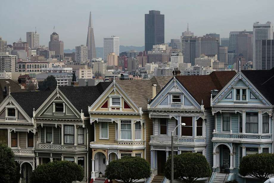In San Francisco, the property assessment roll has grown to a record $191 billion, which is 6.5 percent or $11.7 billion higher than last year. Photo: Justin Sullivan / Justin Sullivan / Getty Images 2014 / 2014 Getty Images